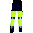 Polycotton Working Reflective Trousers